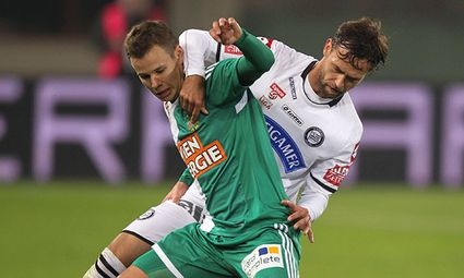 SOCCER - OEFB Cup, Rapid vs Sturm