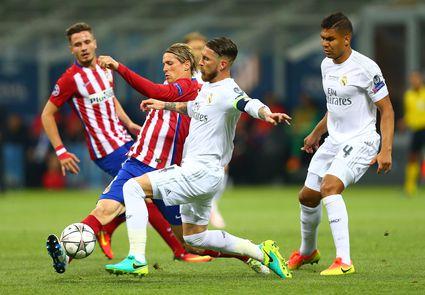 SOCCER - CL final, Madrid vs Atletico