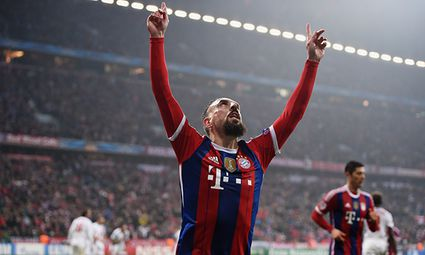 FC Bayern Munchen v AS Roma - UEFA Champions League / Bild: (c) Bongarts/Getty Images (Matthias Hangst)