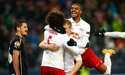 SOCCER - EL, RBS vs Zagreb / Bild: (c) GEPA pictures/ Felix Roittner