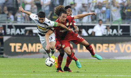 Fussball Bundesliga Deutschland Herren Saison 2016 2017 1 Spieltag Borussia Park Mönchengladb / Bild: (c) imago/Uwe Kraft (imago sportfotodienst)