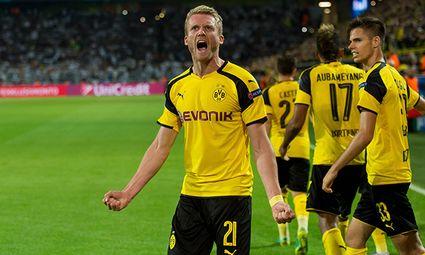 Dortmund Germany 27 09 2016 UEFA Champions League 2016 17 Season Group F Matchday 2 BV Borus / Bild: (c) imago/DeFodi (imago sportfotodienst)