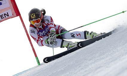 ALPINE SKIING - FIS WC Soelden, GS, women