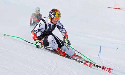 ALPINE SKIING - NOR Ski Team/ OESV men, training