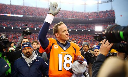 AMERICAN FOOTBALL - NFL, National Football League, Broncos vs Patriots / Bild: (c) GEPA pictures/ USA Today