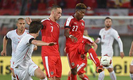 SOCCER - AUT vs SUI, friendly match / Bild: (c) GEPA pictures/ M. Hoermandinger