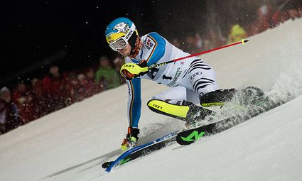 Jan 26 2016 Schladming Austria Felix Neureuther from Germany on the course during the Nightra / Bild: (c) imago/ZUMA Press (imago sportfotodienst)