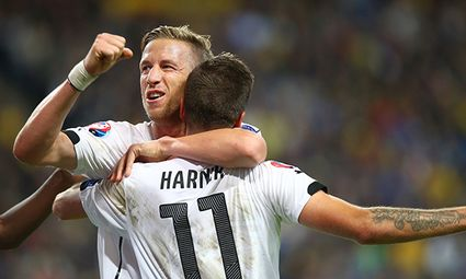 SOCCER - UEFA EURO 2016 quali, SWE vs AUT