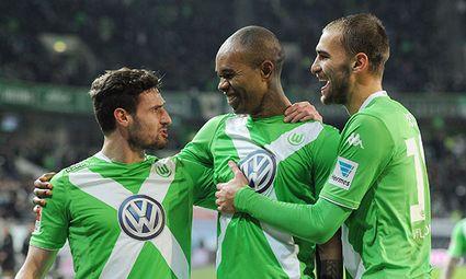 SOCCER - 1.DFL, Wolfsburg vs Koeln