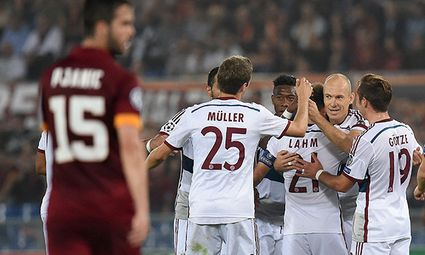 AS Roma v FC Bayern Muenchen - UEFA Champions League / Bild: (c) Getty Images (Giuseppe Bellini)