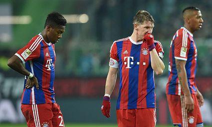 SOCCER - 1. DFL, Wolfsburg vs Bayern / Bild: (c) GEPA pictures/ Witters