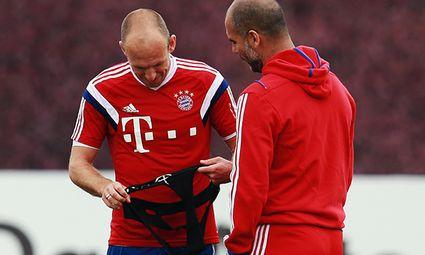 Bayern Muenchen - Doha Training Camp Day 3 / Bild: (c) Bongarts/Getty Images (Alex Grimm)