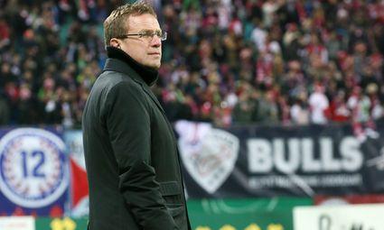 SOCCER - DFB Pokal, RB Leipzig vs Wolfsburg / Bild: (c) GEPA pictures/ Sven Sonntag