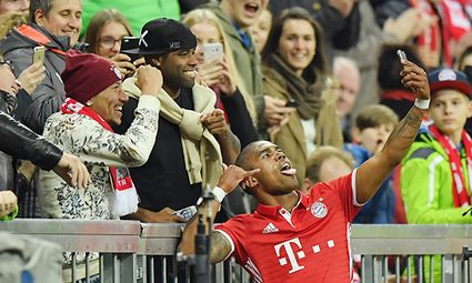 SOCCER - 1.DFL, Bayern vs Gladbach / Bild: (c) GEPA pictures/ Witters