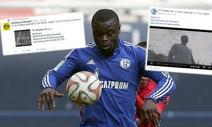 Gerald Asamoah FC Schalke 04 U23 EP_cst / Bild: (c) imago/Eibner (imago sportfotodienst)
