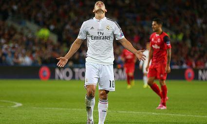 SOCCER - UEFA Supercup, Sevilla vs Madrid / Bild: (c) GEPA pictures/ AMA Sports