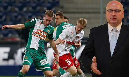 SOCCER - BL, RBS vs Rapid / Bild: (c) GEPA pictures/ Felix Roittner