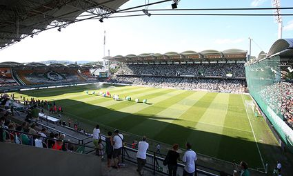 FUSSBALL - Rapid vs Celtic, Testspiel / Bild: (c) GEPA pictures/ Mario Kneisl