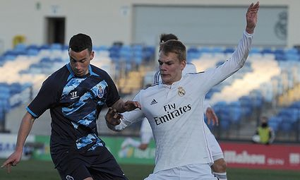Real Madrid v FC Porto: UEFA Youth League - Round of 16 / Bild: (c) Getty Images (Denis Doyle)