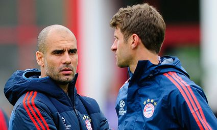 FC Bayern Muenchen - Training & Press Conference / Bild: (c) Bongarts/Getty Images (Lennart Preiss)