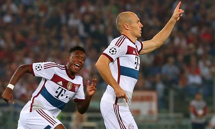 AS Roma v FC Bayern Muenchen - UEFA Champions League / Bild: (c) Bongarts/Getty Images (Alexander Hassenstein)