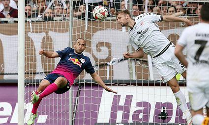 SOCCER - 2. DFL, St.Pauli vs RB Leipzig / Bild: (c) GEPA pictures/ Roger Petzsche