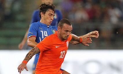 Italy v Netherlands - International Friendly / Bild: (c) Getty Images (Paolo Bruno)