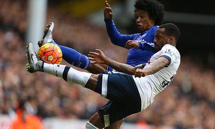 SOCCER - PL, Tottenham vs Chelsea