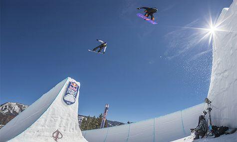 Nik Baden, Chase Josey - Action / Bild: (c) Chris Garrison/Red Bull Content Pool