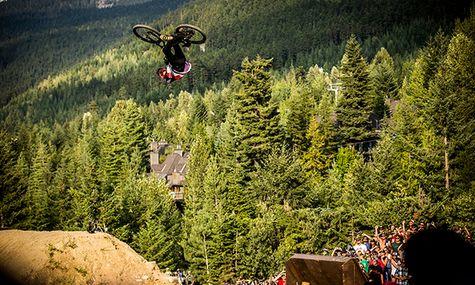 Brandon Semenuk - Action / Bild: (c) Sven Martin