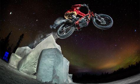 Dougie Lampkin - Action / Bild: (c) Rutger Pauw