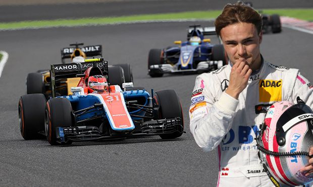 Japanese Grand Prix Suzuka 6 9 October 2016 09 10 2016 Race Esteban Ocon FRA Manor Racing M / Bild: (c) imago/Crash Media Group (imago sportfotodienst)