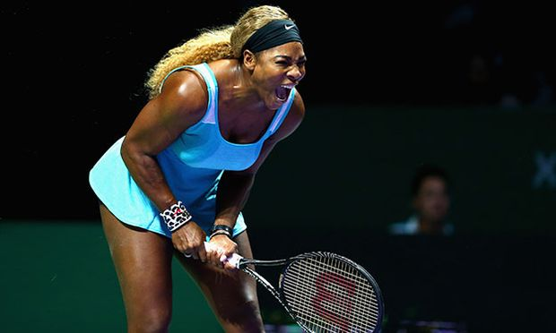 BNP Paribas WTA Finals: Singapore 2014 - Day Three / Bild: (c) Getty Images (Clive Brunskill)
