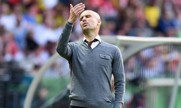 SOCCER - DFB Pokal, Bayern vs Dortmund / Bild: (c) GEPA pictures/ Witters