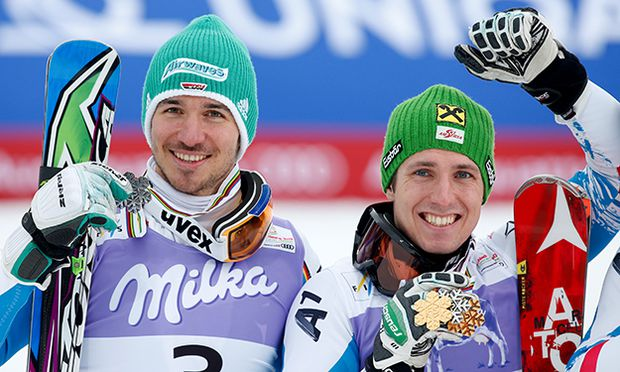 SKI ALPIN - FIS Ski WM 2013, Slalom, Herren / Bild: (c) GEPA pictures/ Harald Steiner