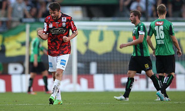 SOCCER - Erste Liga, Wacker vs LASK / Bild: (c) GEPA pictures/ Andreas Pranter