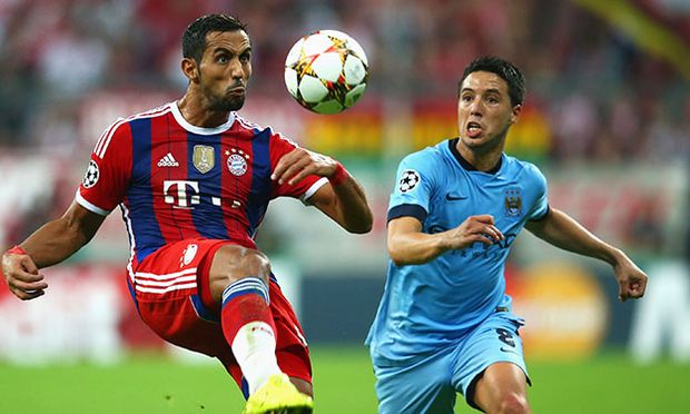 FC Bayern Munchen v Manchester City FC - UEFA Champions League / Bild: (c) Bongarts/Getty Images (Alex Grimm)