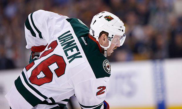 ICE HOCKEY - NHL, Bruins vs Wild / Bild: (c) GEPA pictures/ Greg M. Cooper