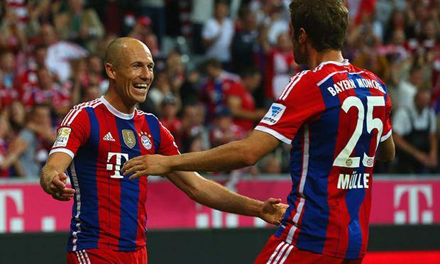 FC Bayern Muenchen v VfL Wolfsburg - Bundesliga / Bild: (c) Bongarts/Getty Images (Alexander Hassenstein)