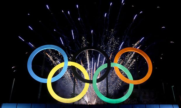 Olympic Rings Launch at Madureira Park / Bild: (c) Getty Images (Matthew Stockman)