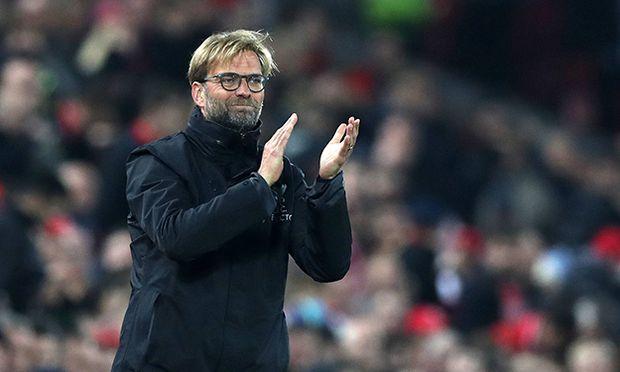 Football 2016 2017 League EFL Cup Fourth Round Liverpool vs Tottenham Hotspur Jurgen Klopp m / Bild: (c) imago/Colorsport (imago sportfotodienst)