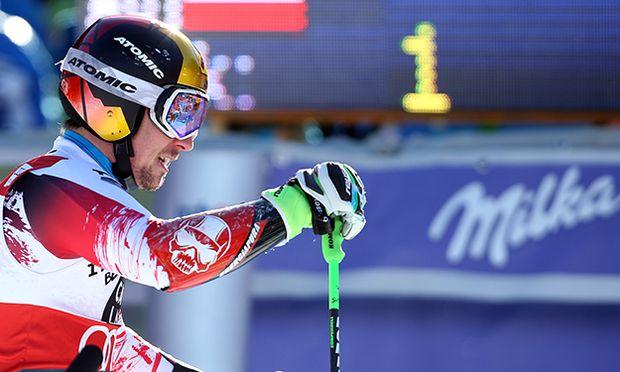 ALPINE SKIING - FIS WC Alta Badia / Bild: (c) GEPA pictures/ Mario Kneisl