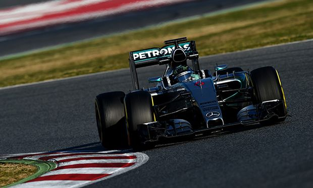 F1 Testing In Barcelona - Day Two / Bild: (c) Getty Images (Michael Regan)