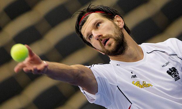TENNIS - ITV, Davis Cup, SWE vs AUT, preview / Bild: (c) GEPA pictures/ Matthias Hauer