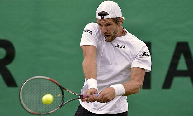 14 06 2015 pmk MX118171 Tennis Herren Gerry Weber Open 2015 Jurgen MELZER AUT / Bild: (c) imago/pmk (imago sportfotodienst)