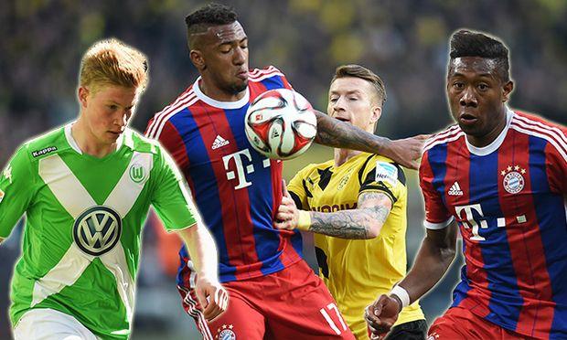 Borussia Dortmund v FC Bayern Muenchen - Bundesliga / Bild: (c) Bongarts/Getty Images (Matthias Hangst)