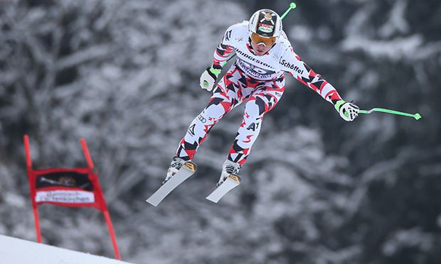ALPINE SKIING - FIS WC Garmisch Partenkirchen / Bild: (c) GEPA pictures/ Andreas Pranter
