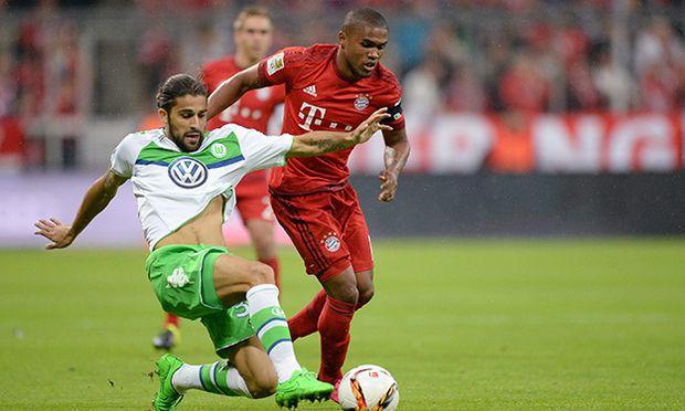 SOCCER - 1.DFL, Bayern vs Wolfsburg / Bild: (c) GEPA pictures/ Witters