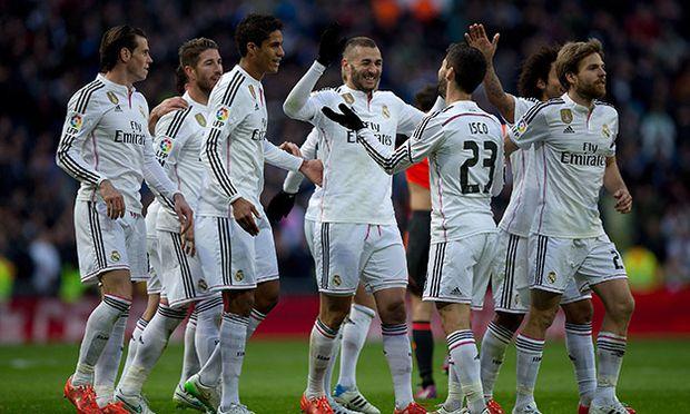 Real Madrid CF v Real Sociedad de Futbol - La Liga / Bild: (c) Getty Images (Gonzalo Arroyo Moreno)