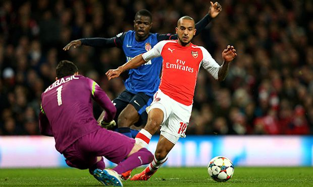 Arsenal v AS Monaco FC - UEFA Champions League Round of 16 / Bild: (c) Getty Images (Clive Mason)